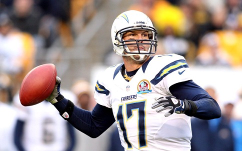 NFL: San Diego Chargers at Pittsburgh Steelers